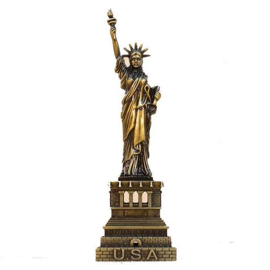 7'' (18cm) Statue of Liberty Bronze Figurine souvenir