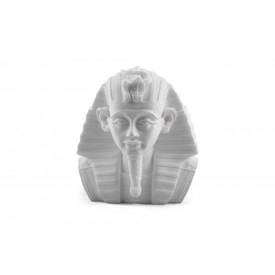 Ancient Egyptian Legendary King Tutankhamun Pharaoh King TUT Jewelry Trinket Box Collectible Figurine