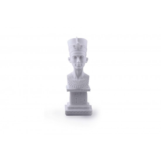 Ancient Egyptian Queen Nefertiti Head- Statue Sculpture