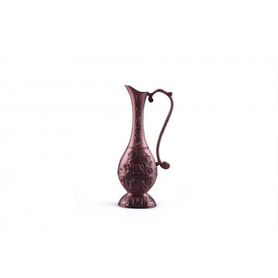 Ancient Egyptian Vintage Hieroglyphs Vase Home Decor