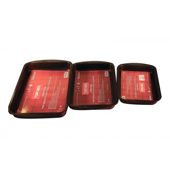 Non-stick OVEN TRAY SET OF 3