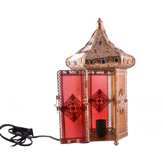 Decorative Turkish Lighting Colorful Beads Lamp
