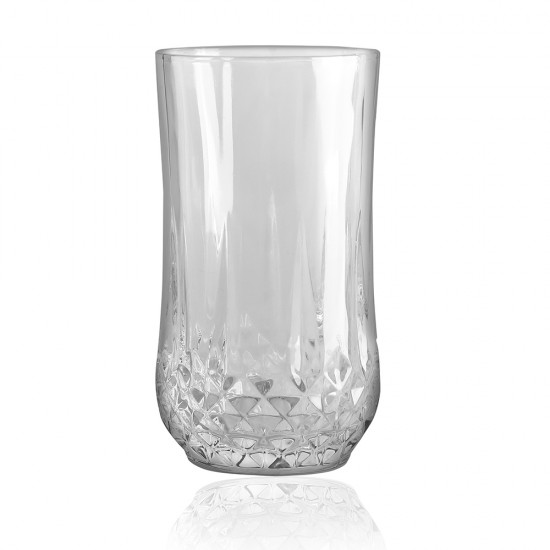 Beautiful Design Drinking Glass Cups Set of 6